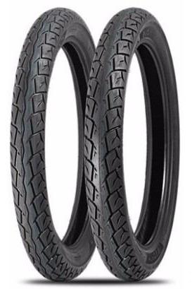 par pneu moto aro tras