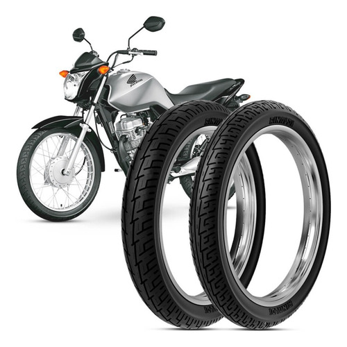 par pneu moto cg 125 150 rinaldi 90/90-18 57p 275-18 42p