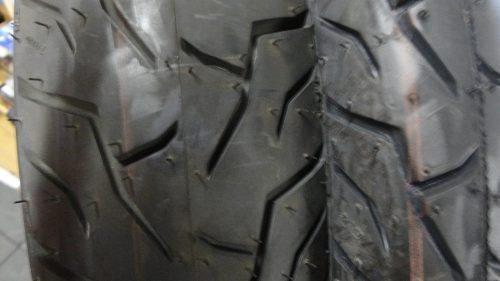 par pneu pirelli 110 80 14 + 275 17 biz + largo mandrake due