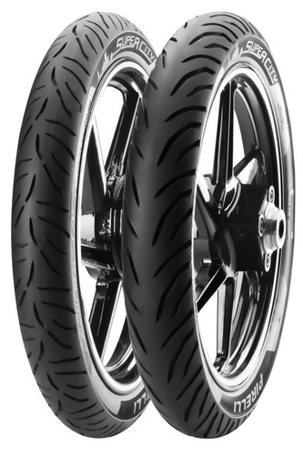 par pneu pirelli super city 275 18 + 90 90 18 honda 150 125