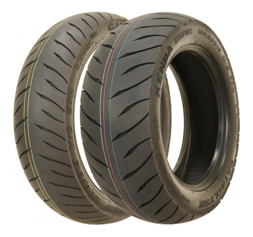 par pneu shadow drag star kenda mt66 100/90-19 + 170/80-15