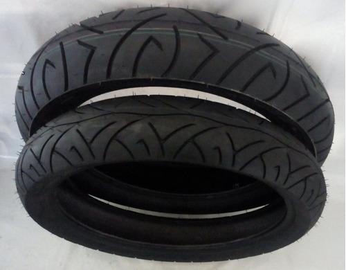 par pneus pirelli sport demon fz 25 fazer nova 2018 original