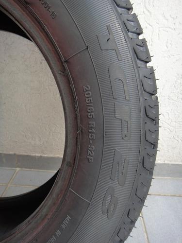 par pneus remold tcp 205/65r15  ecosport