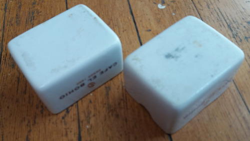 par portasobres/condimentos/ceramica-7,5x4,5-pompeya-vcrespo