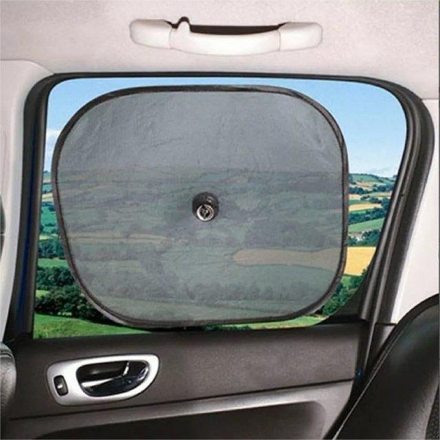 6fad18350 Par Protetor Bloqueador + Solar Tapa Sol Dobrável Vidro - R$ 52,89 em  Mercado Livre