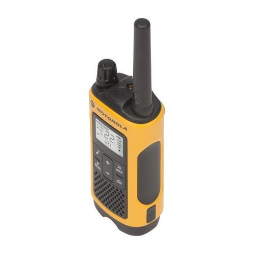 par radio comunicadores motorola talkabout t400 56km novo