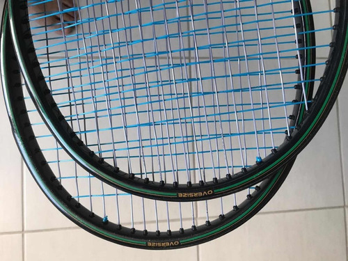 par - raquete prince original graphite 107 - pog 107 + pac
