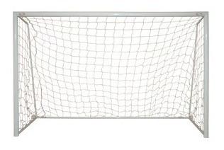 par rede de gol futsal, futebol salão f 2,5 duplo.