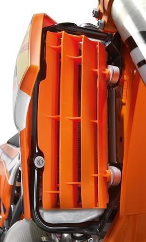 par rejillas radiador ktm exc sx 08 15 original solomototeam