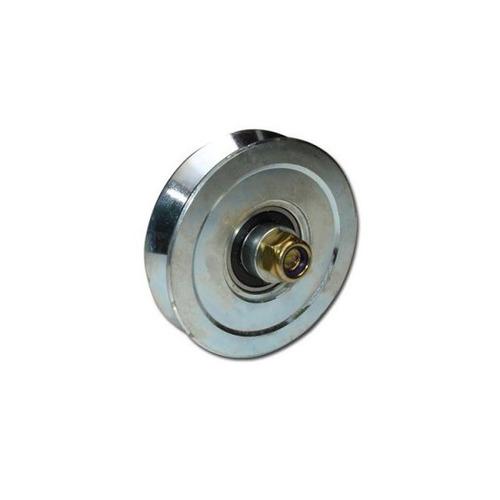 par rueda acero porton corredizo 70 mm v ruleman h. tuyu