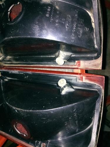 par stops traseros originales ford f150 f250 bronco 87 a 97