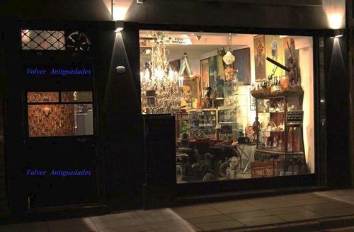 par vitraux puerta ventana bronce cristal biselado 1m x 34cm