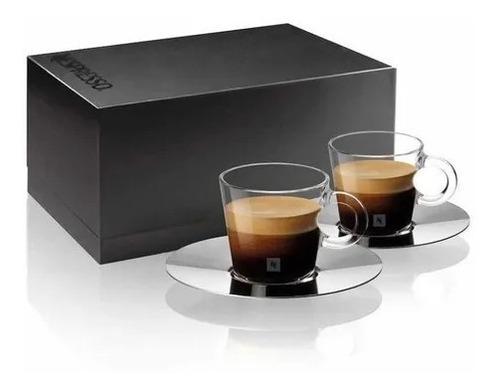 par xícaras view nespresso original nova lacrada