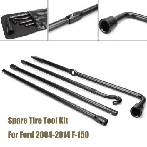 para 2004-2014 ford f-150 repuesto neumático jack