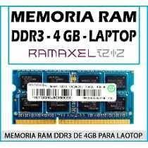 para 4gb ddr3 memoria ram