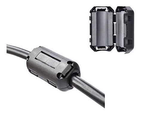 para 5mm ogrmar 20pcs emi rfi noise filter clip