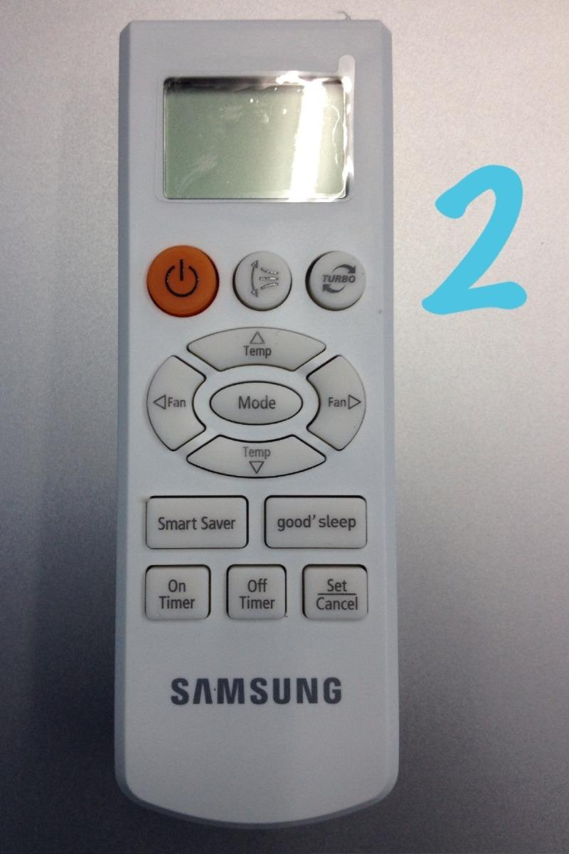 Control remoto para aire acondicionado samsung - Humidificador para aire acondicionado ...