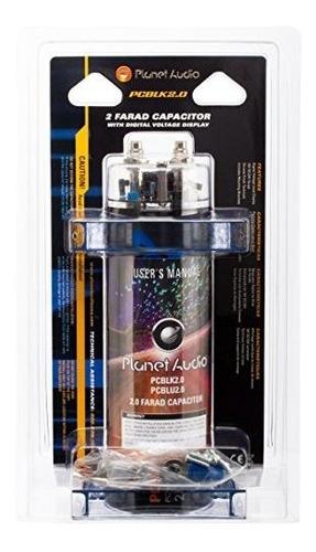 para almacenamiento planet audio farad condensador