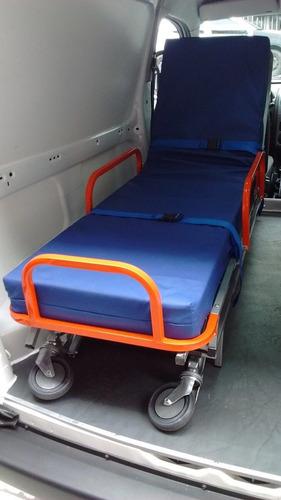 para ambulancia camillas