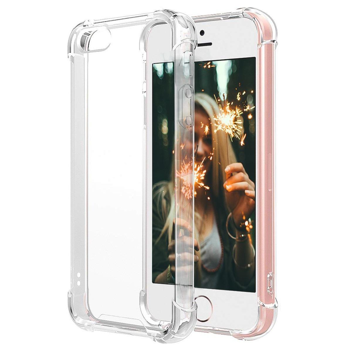 170dcce25fb Para Apple iPhone 5se | iPhone 5s | Carcasa Transparente ...