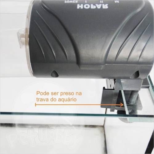 para aquários alimentador automático