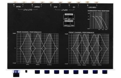 para audio ecualizador