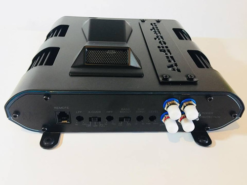 para auto amplificador