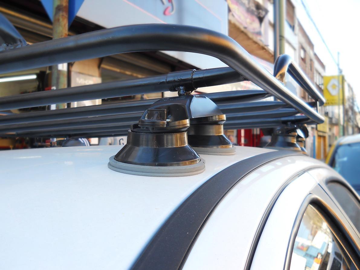 Cargando zoom... 5 parrilla portaequipaje universal para auto con sopapa 89747a097d15