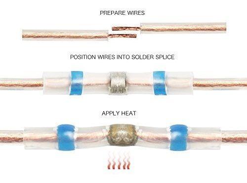 para automovile 100 conector cable sellado soldadura