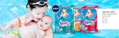 para babylook baby pañales agua