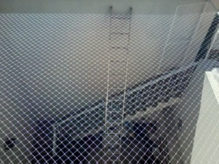 para balcones redes seguridad