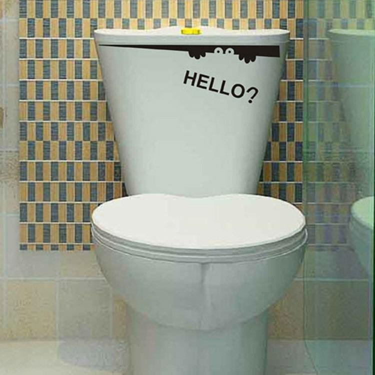 Adesivo Para Moto Frases ~ Adesivo Criativo Divertido Para Banheiro Vaso Sanitário R$ 9,90 em Mercado Livre
