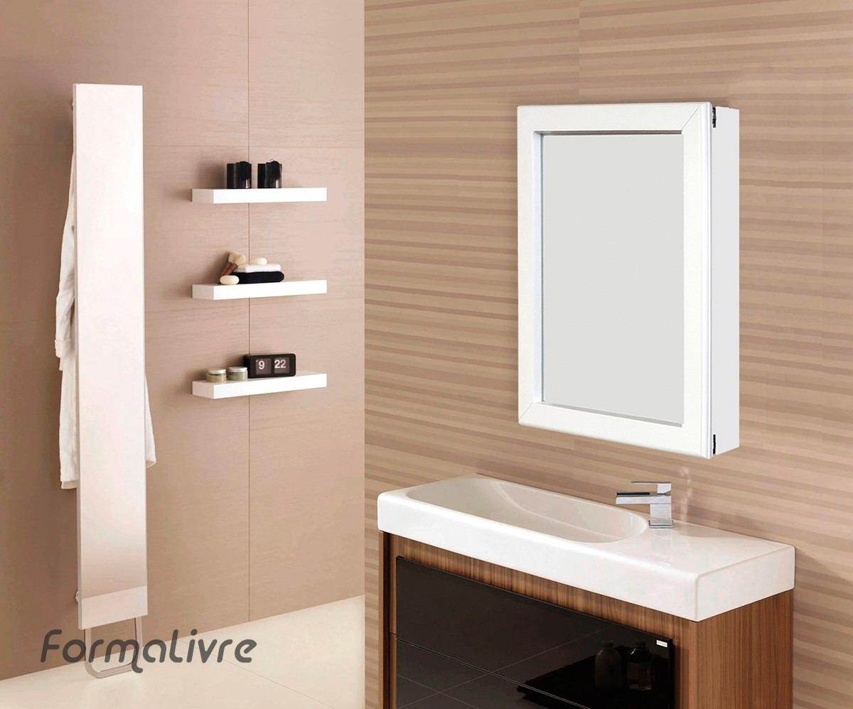 Adesivo Para Salao De Jogos ~ Armário Para Banheiro Com Espelho Espelheira Penteadeira