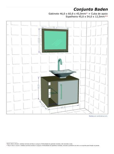 para banheiro armario