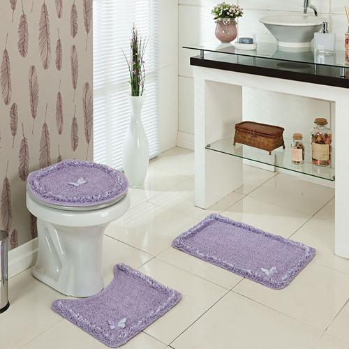 para banheiro tapete