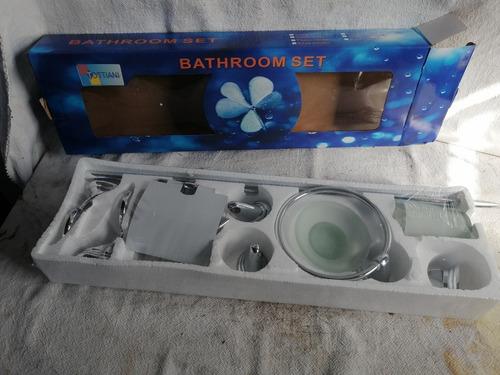para baño accesorio