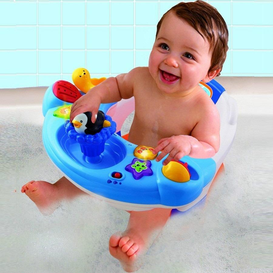 silla banera bebe