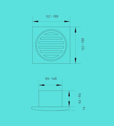 para baño extractor