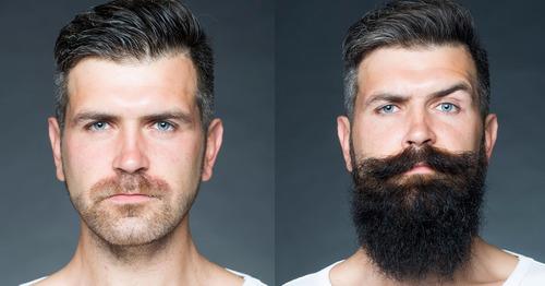 para barba tonico