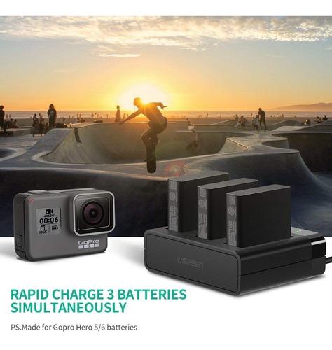 para baterias cargador