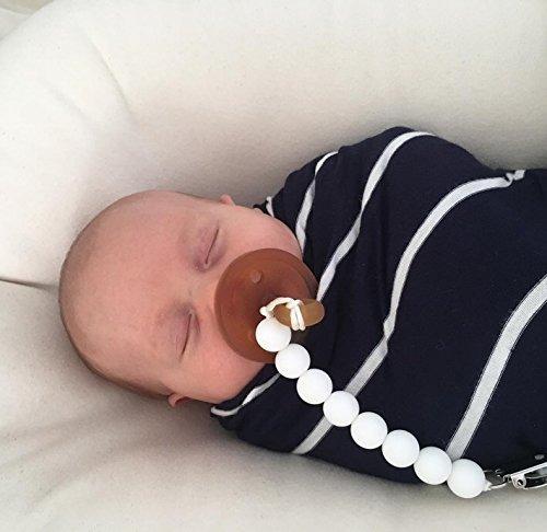 para bebé clip chupete