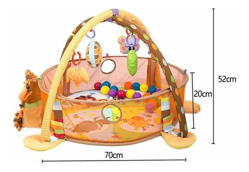 para bebé gimnasio