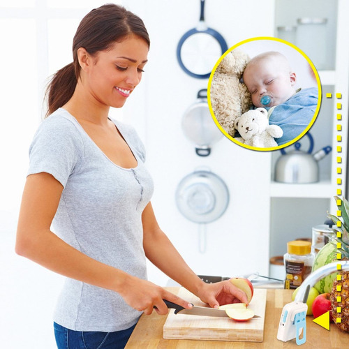 para bebé monitor