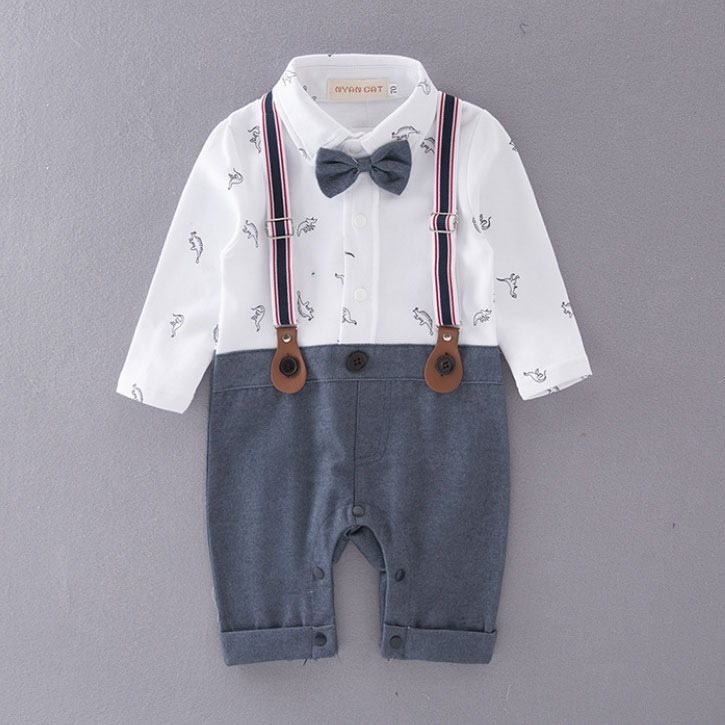 23a31cb75 traje para bebe formal para fiestas t6 tirantes babynova. Cargando zoom.