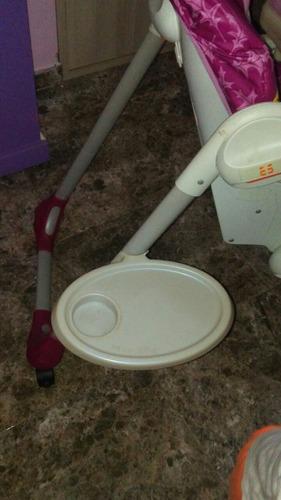 para bebe silla comer