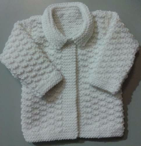 Chalecos Y Chombas Para Bebes -   3.500 en Mercado Libre 111d42892881