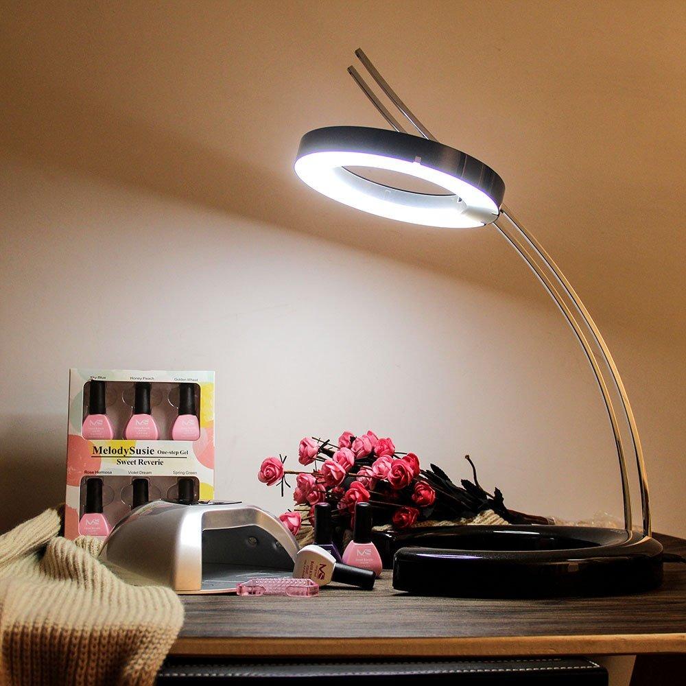 69ee131cd8212 Cargando zoom... lámpara de trabajo de manicura para salón de belleza ...