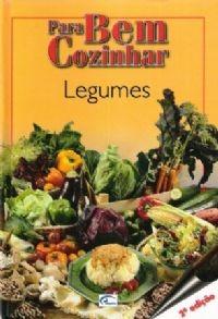 para bem cozinhar - legumes, cândida corrêa (capa dura) novo