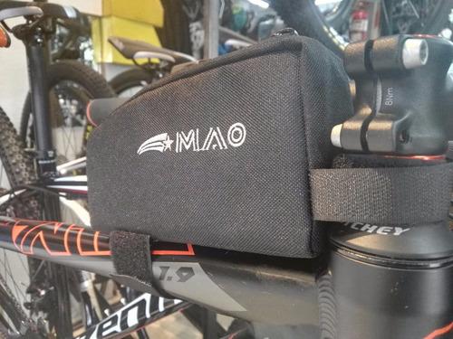 para bicicleta bolso