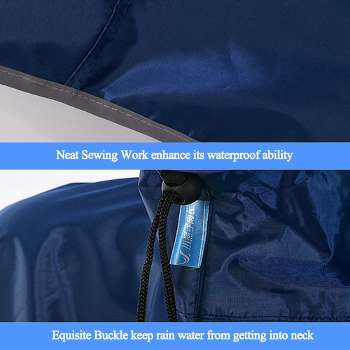 para bicicleta impermeable estupendo resistente agua azul